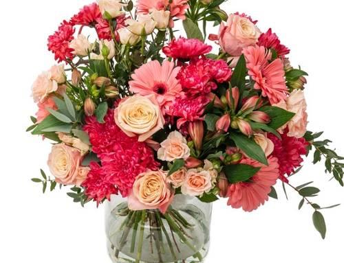 Valentinstag: Blumenstrauß bestellen, Blumen und ihre Symbole oder wie du Blumen selber bastelst!