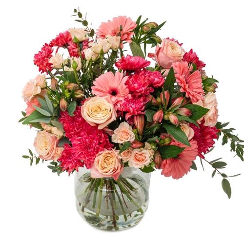 Valentinstag, Blumenstrauß